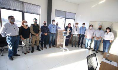 Combate à pandemia em Araxá e região é reforçada com respiradores doados pela CBMM