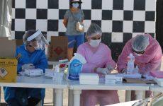 Prefeitura de Araxá realiza barreira sanitária para prevenção do coronavírus