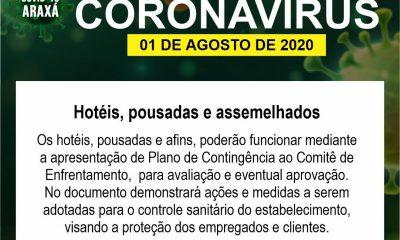 Prefeitura e Comitê autorizam o funcionamento de novos setores
