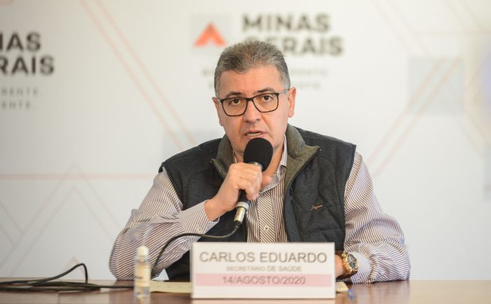 Minas Gerais registra menores índices de ocupação de leitos por covid-19