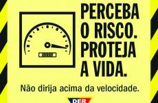 Governo promove campanha na Semana Nacional de Trânsito