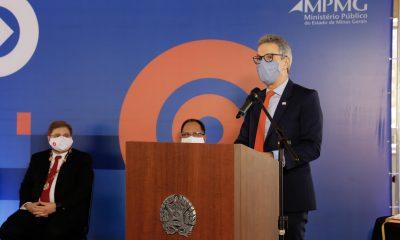 Romeu Zema destaca união dos Poderes em Minas no enfrentamento à pandemia