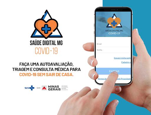 App Saúde Digital e prevenção são armas contra a covid-19