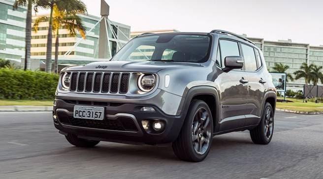 Características que explicam o bom volume de vendas do Jeep Renegade