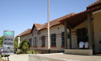 Estado abre contratação emergencial para hospital de Barbacena