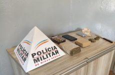 Polícia Militar prende autor de tráfico de drogas em Araxá