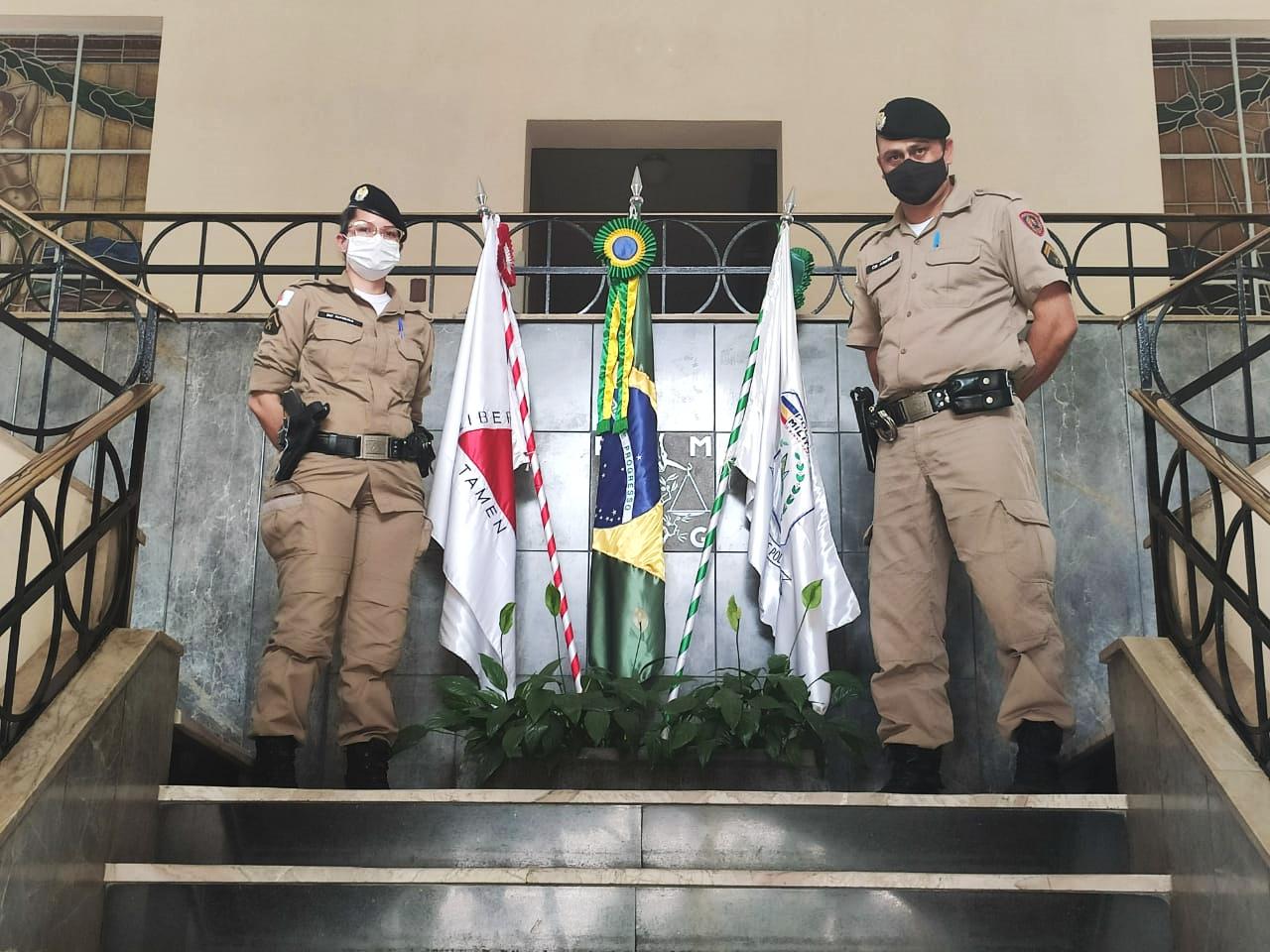 Policiais Militares do 37ºBPM participam de curso de prevenção à violência doméstica