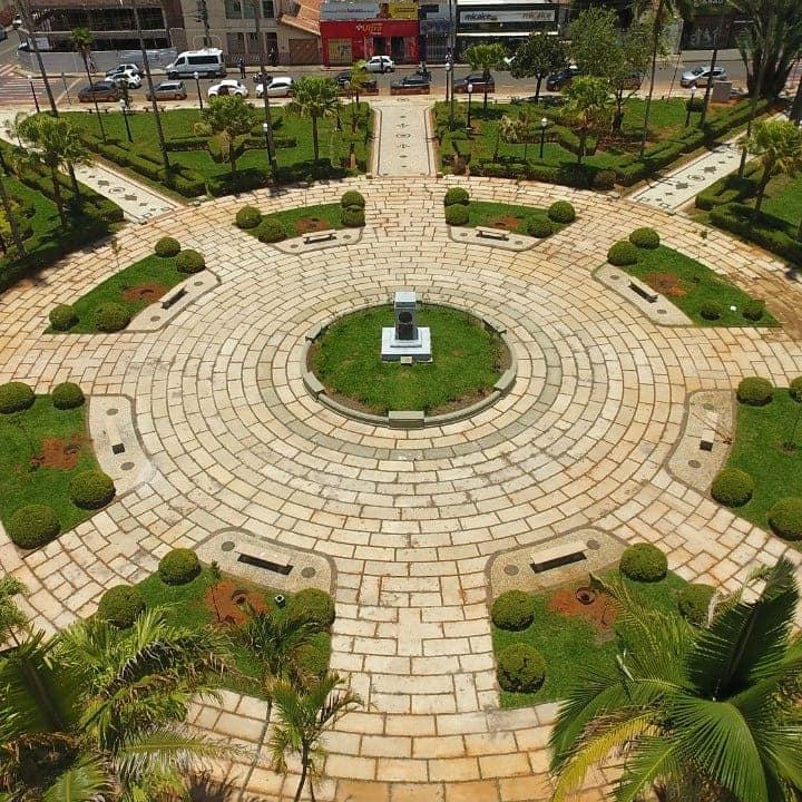 Adiamento Solenidade de Entrega da revitalização da Praça Governador Valadares