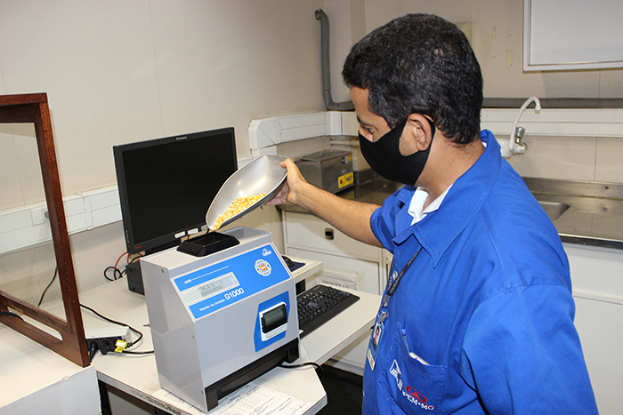Ipem-MG inaugura Laboratório de Umidade de Grãos