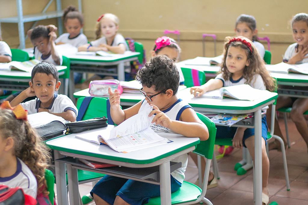 Começa o cadastramento escolar na Educação Infantil