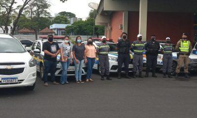 """Polícia Militar e parceiros realizam Operação """"FECHA COMPANHIA"""" em Araxá e Tapira"""