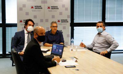 Romeu Zema lança programa de capacitação para retomada da economia nos municípios