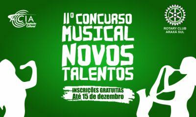 Aberta as inscrições para o concurso musical de novos talentos do Fest Natal