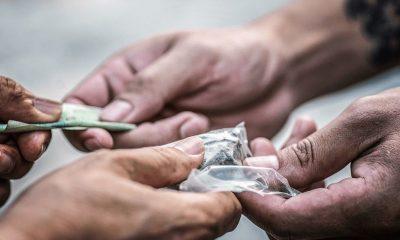 Três homens são presos por tráfico de drogas em Araxá