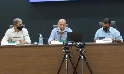 Reunião Ordinária realizada na última terça-feira (01/12)