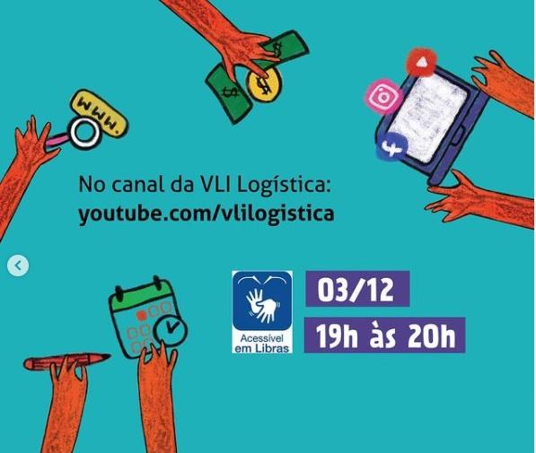 VLI lançou curso para orientar entidades do 3º setor