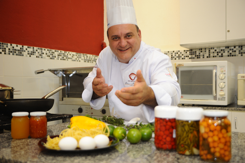 Giro Gastronômico: live com receita inédita comemora os 155 anos de Araxá