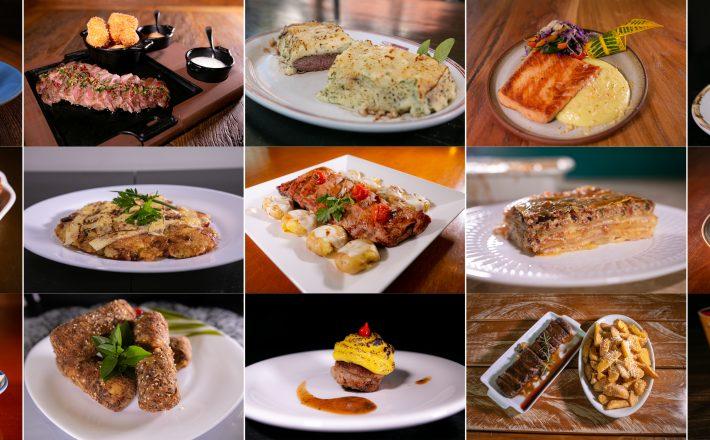 Conheça os 15 pratos que serão servidos no Festival Giro Gastronômico