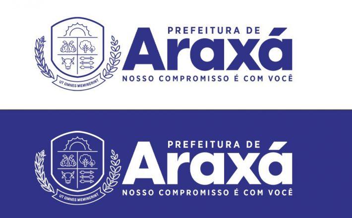 Prefeitura de Araxá lança nova logomarca