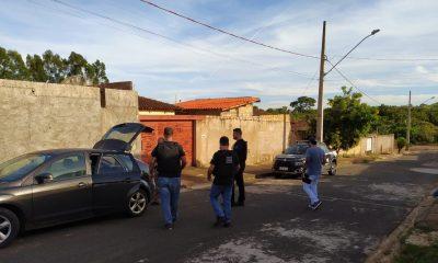 Operação 'Isolamento Social' em combate a quadrilha de furtos em Araxá é feita pela Polícia Civil