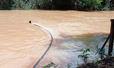 Estado inicia projeto piloto de monitoramento do uso da água por telemetria