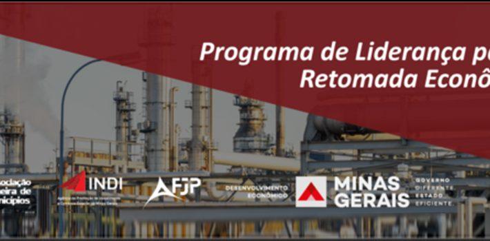 Programa de Liderança para a Retomada Econômica abre inscrições