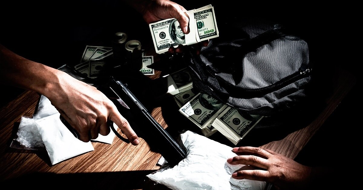 Tráfico de drogas: apreendidos quatro homens em Araxá