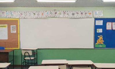 Projeto moderniza iluminação de 647 escolas públicas mineiras