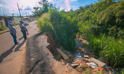 Prefeitura anuncia urbanização de ponto problemático no Salomão Drummond