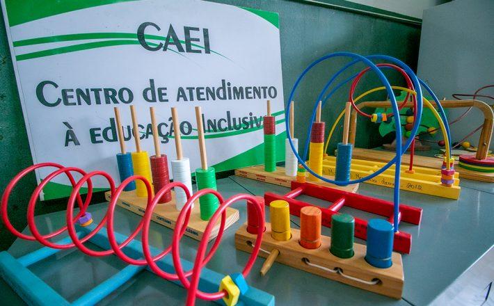 Processo seletivo vai ampliar profissionais no Centro de Atendimento à Educação Inclusiva