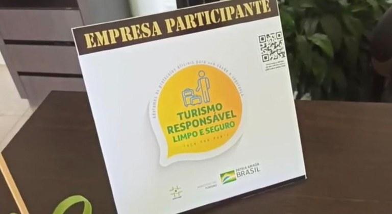 Mais de 26 mil selos de Turismo Responsável foram distribuídos