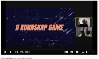 Alunos do CEFET, foram campeões do Kunnskap Game