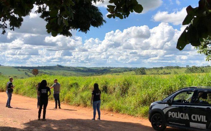 Polícia prende suspeito de participação no assassinato de jovem encontrado morto com sinais de violência em Araxá