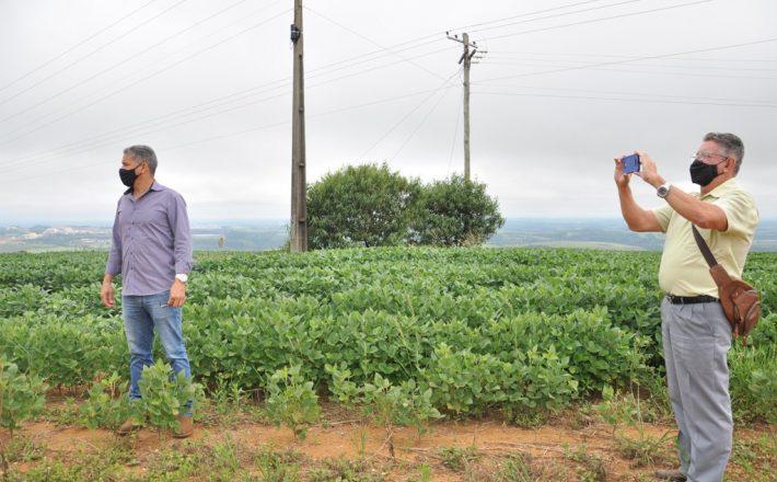 Prefeitura define áreas rurais que receberão sistema de videomonitoramento