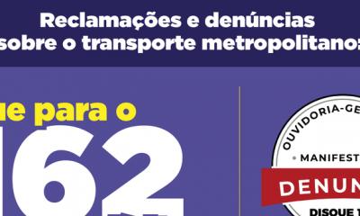 Usuários do transporte coletivo metropolitano terão mais facilidade para acesso à informação