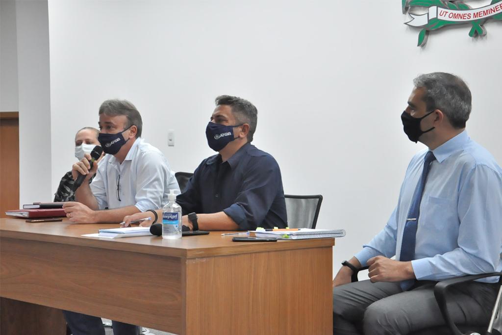 Prefeitura propõe criação de Comitê Integrado de Prevenção e Combate à Invasão de Áreas