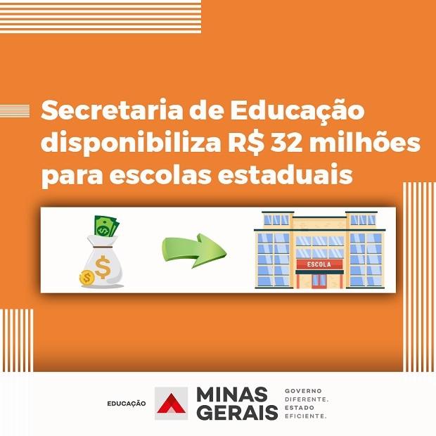Governo disponibiliza R$ 32 mi para escolas estaduais finalizarem adequações para novo protocolo sanitário