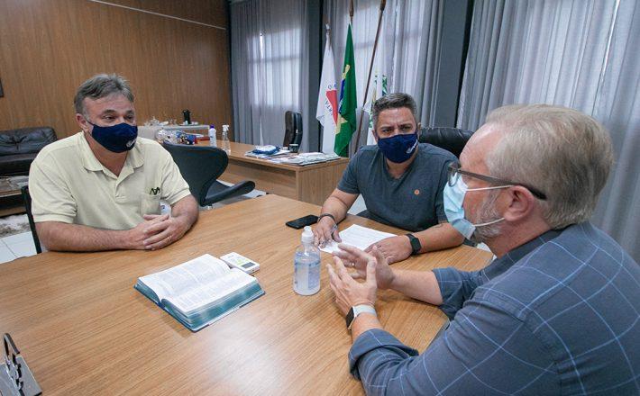 Prefeitura firma convênio com a Polícia Civil