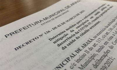 Comitê de Enfrentamento à Covid-19 prorroga Lei Seca