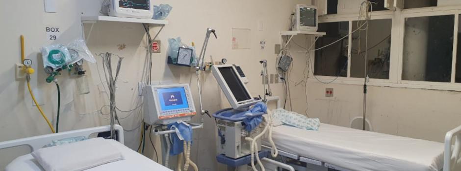 Hospital Eduardo de Menezes abre dez leitos de terapia intensiva