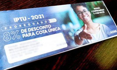 Prefeitura de Araxá aumenta desconto e prorroga prazo para o pagamento do IPTU