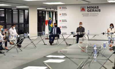 Zema anuncia repasse de R$ 46 milhões para financiamento de leitos de UTI