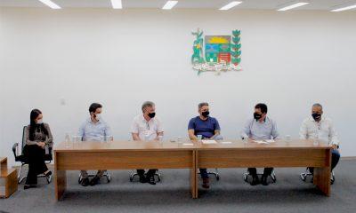 Novo presidente da Codemge visita prefeitura