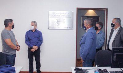 Araxá inaugura Sala Mineira do Empreendedor