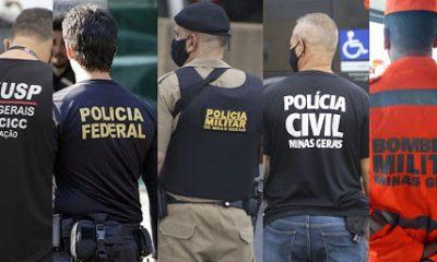 Forças de segurançade Minas começam operação em parceria nesta quarta-feira (19/5)