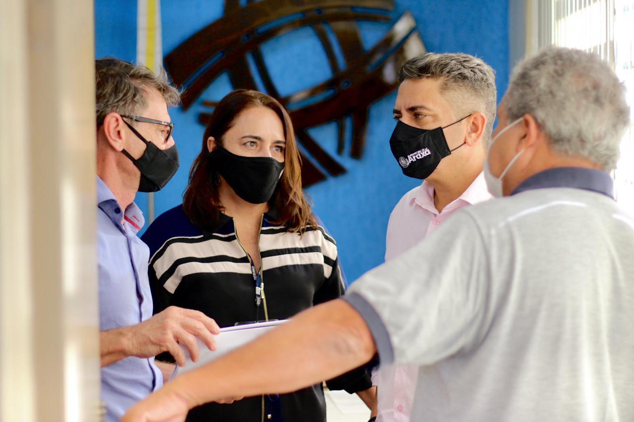 Prefeitura de Araxá fecha parceria com governo de Perdizes