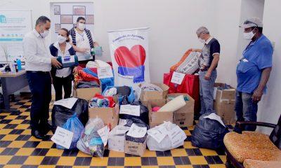 Campanha do Agasalho da Ouvidoria Municipal e Ouvidoria da Saúde arrecada mais de 600 peças
