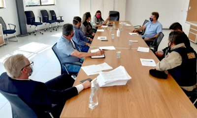 Comitê elabora estratégias para prevenção e combate às invasões de áreas