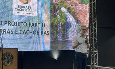 Romeu Zema participa de apresentação de aplicativo para turistas na Zona da Mata