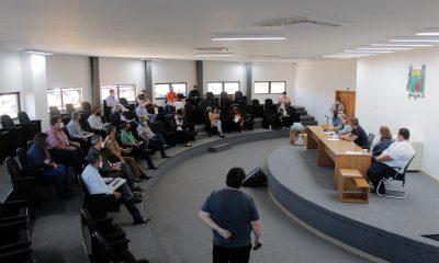 Prefeitura e Câmara trocam experiências com a Ouvidoria Geral do Estado